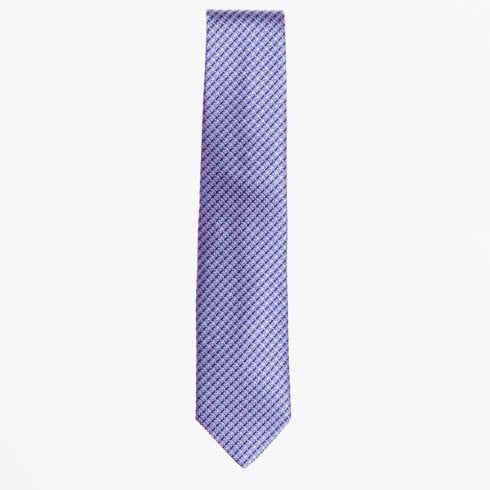 Eton - Small Diamond Tie - Pink