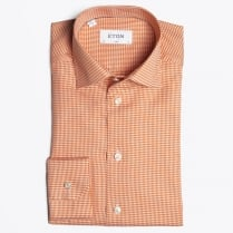 - Twill Dogtooth - Orange