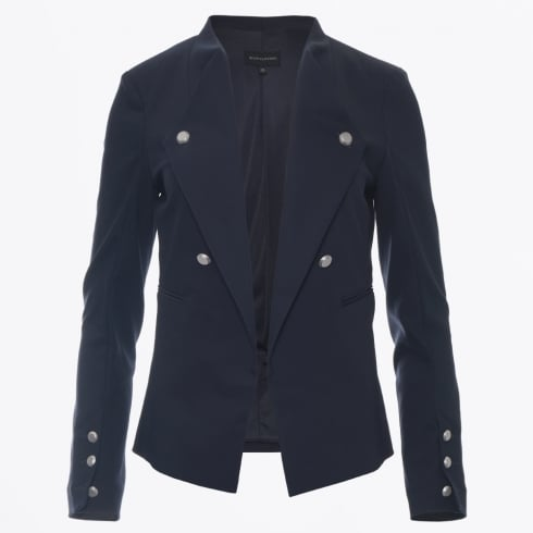 Eva Kayan - Military Blazer - Navy