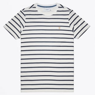 | Pickering Herringbone Stripe - Ecru