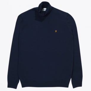 | The Gosforth Polo Neck - Yale
