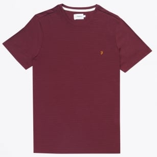 | The Mckay Pin Dot Tee - Port