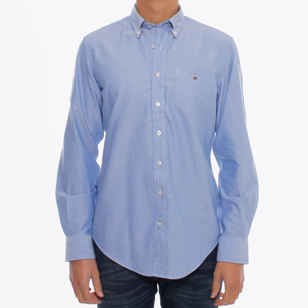 Academic Oxford Shirt Mens Shirts Uk Casual Shirts For Men Gant
