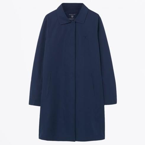 Gant - All Weather Coat - Evening Blue