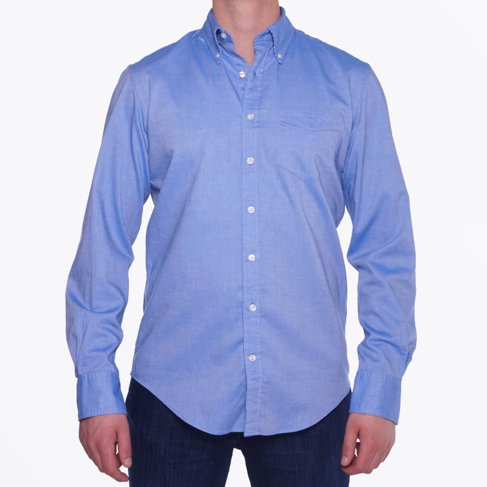 Colour Oxford Shirt Mens Shirts Uk Casual Shirts For Men Gant