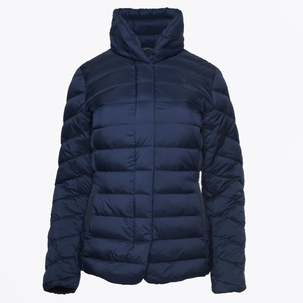 d3ecbf97e4 Gant | Lightweight Down Jacket - Marine | Mr & Mrs Stitch