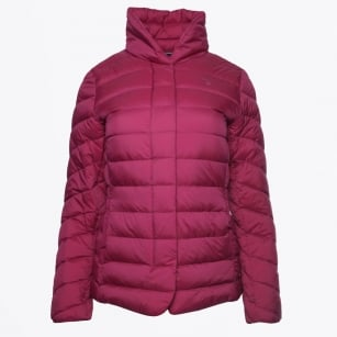 - Lightweight Down Jacket - Raspberry Purple