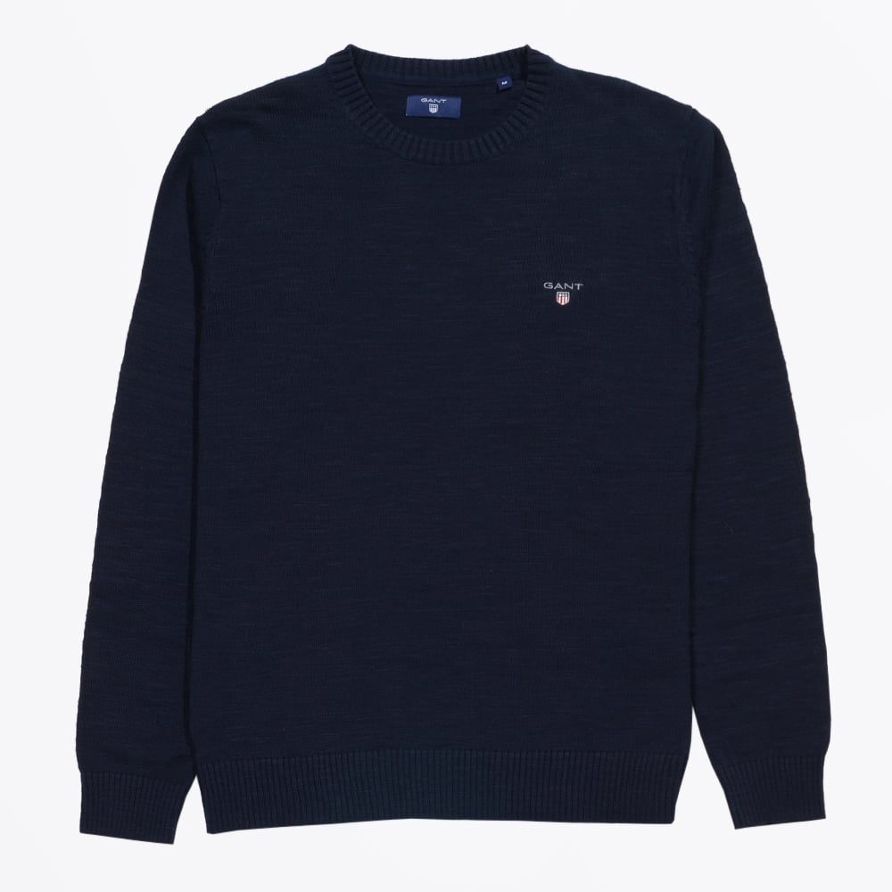 behörighet Degenererad tillämpa  Cotton Crew Neck Jumper   Mens Sweater   Sweaters For Men   Gant