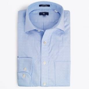 | Royal Oxford Shirt - Lavender Blue