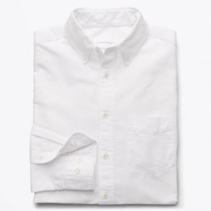 - Dreamy Oxford Shirt - White