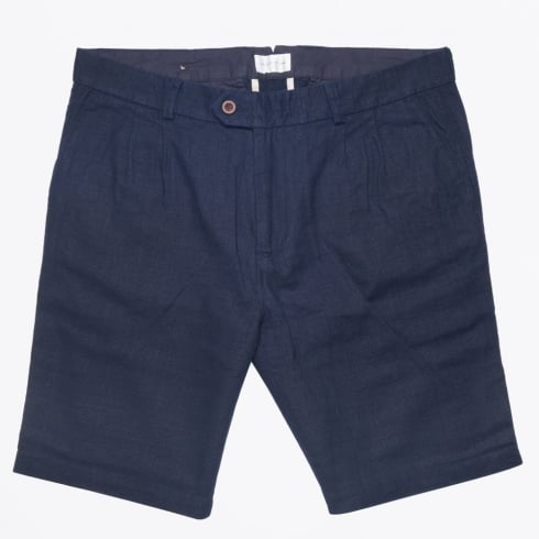 Gant Rugger - Linen Shorts - Navy