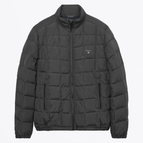 Gant Rugger - The Lightweight Cloud Jacket - Charcoal