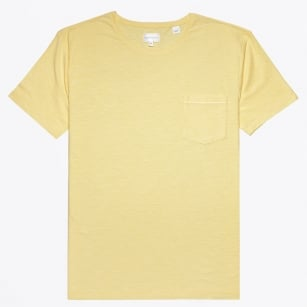 | The Organic Loose Tee - Daisy Yellow