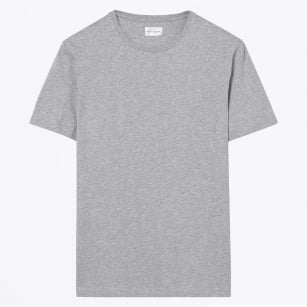 - The Tee Crew T-Shirt - Grey Melange