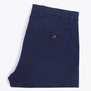   Slim Fit Comfort Chinos - Navy