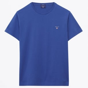 | Solid T-Shirt - Yale Blue