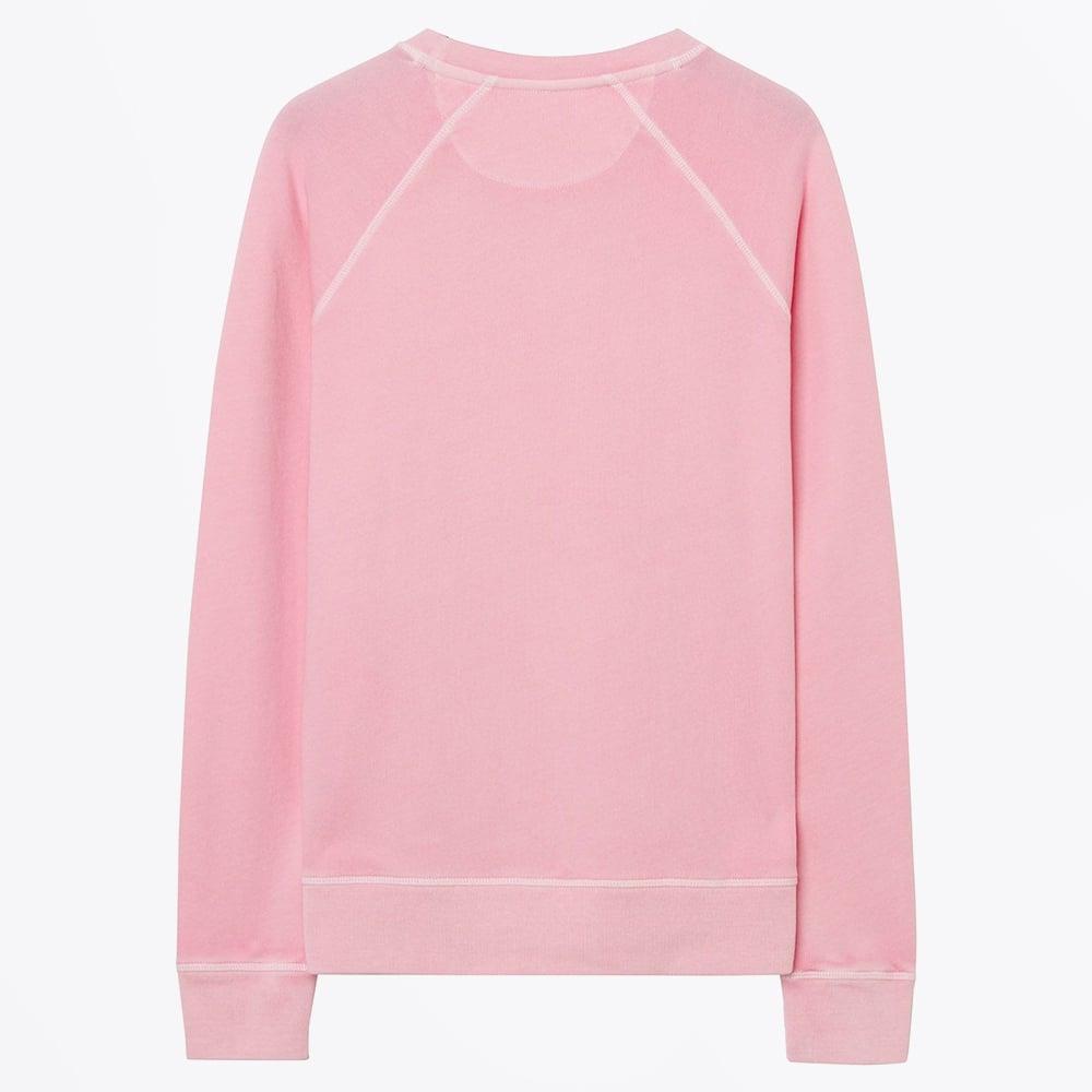 Gant Crew Mrs Neck Pink amp; Sweater Sunbleached Mr Stitch qq0Urfxw