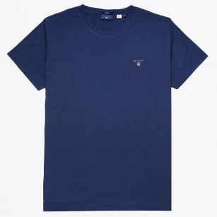 | T-Shirt - Solid Persian Blue