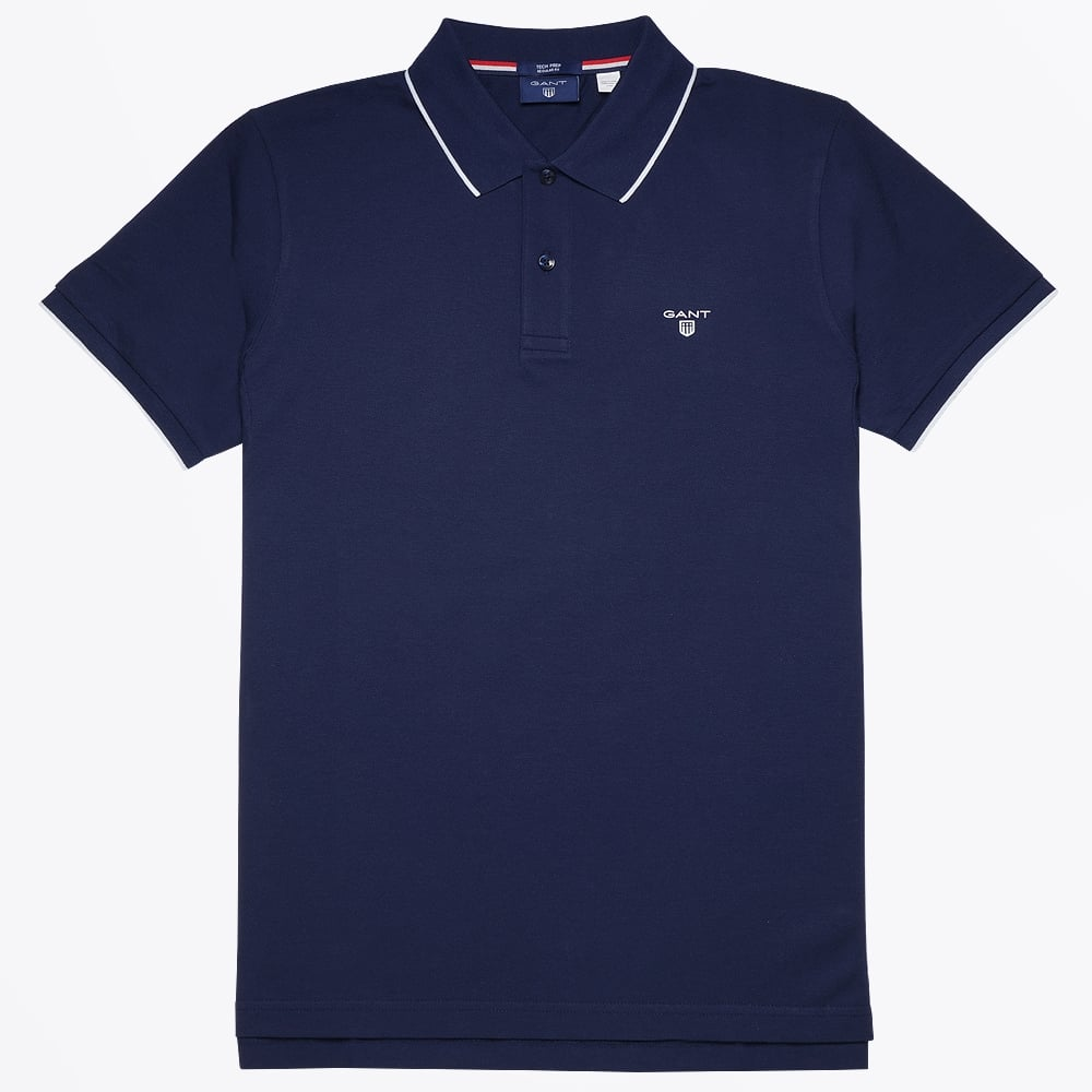 The Summer Polo Shirt - Shadow Blue GANT Wiki Online Low Price Fee Shipping Sale Online DbeCFve5J