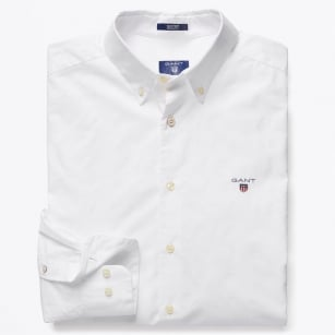| Tech Prep Solid Shirt - White