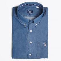 - The Indigo Shirt - Slim Fit