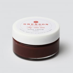 | Grenson Burgundy Shoe Cream