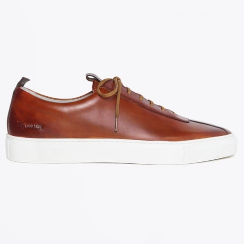 Grenson - Leather Sneakers - Tan