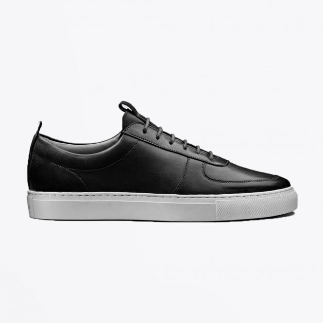 Grenson - Sneaker 22 - Leather Sneakers - Black