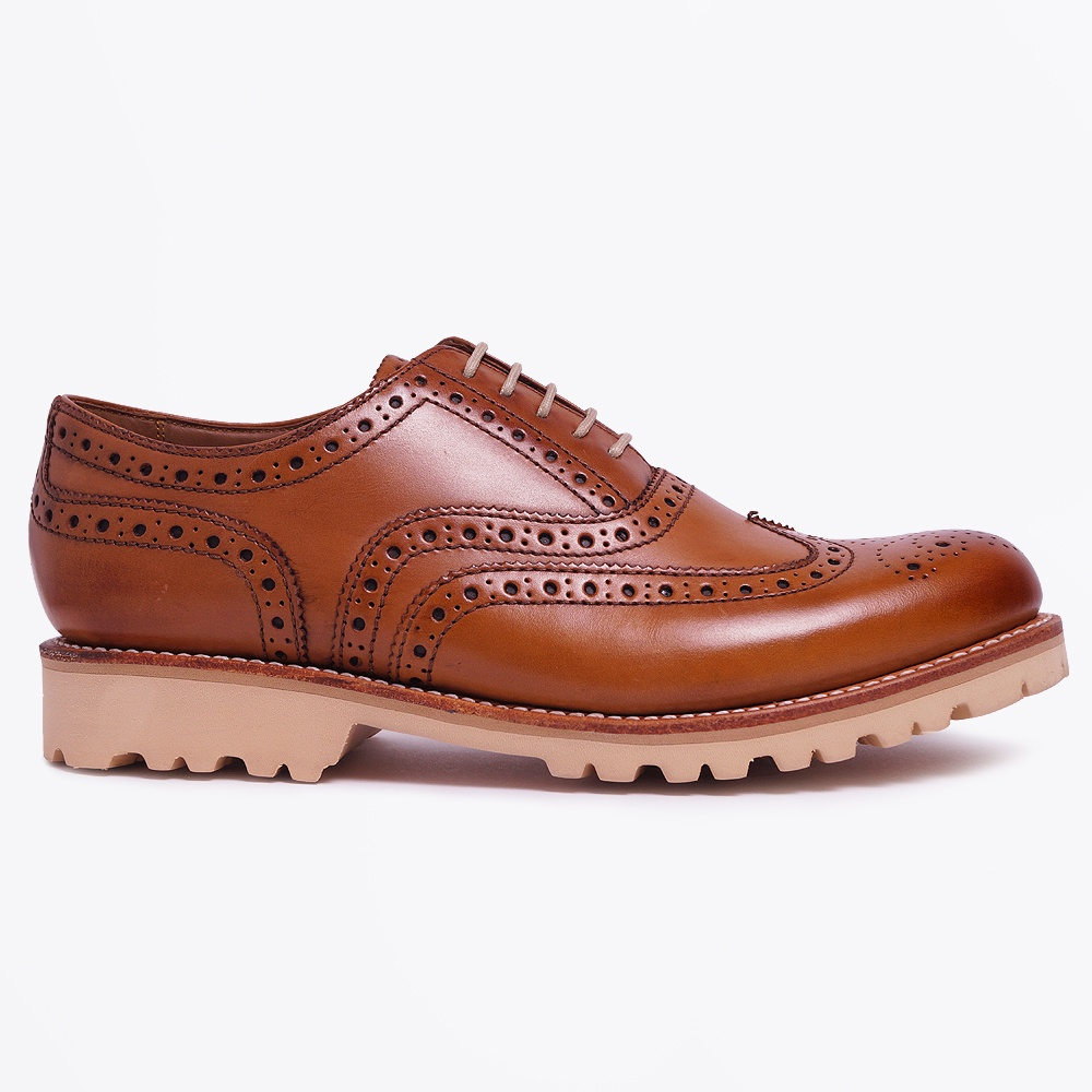 Stanley Classic Brogue | Grenson Shoes