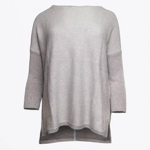 | Cashmere Sweater - Stone