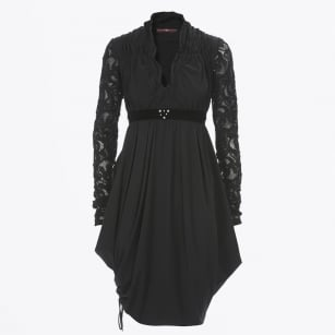 - Troupe Dress - Black