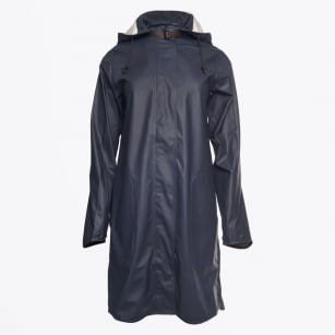 - Rain 71 Lightweight Raincoat - India Ink