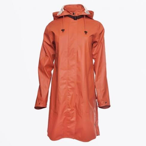 Ilse Jacobsen - Rain 71 Lightweight Raincoat - Light Brick