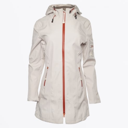Ilse Jacobsen - Rain7B Raincoat - Chateau Grey