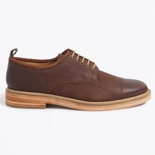 - Sierra Oil Nub Shoe - Tan