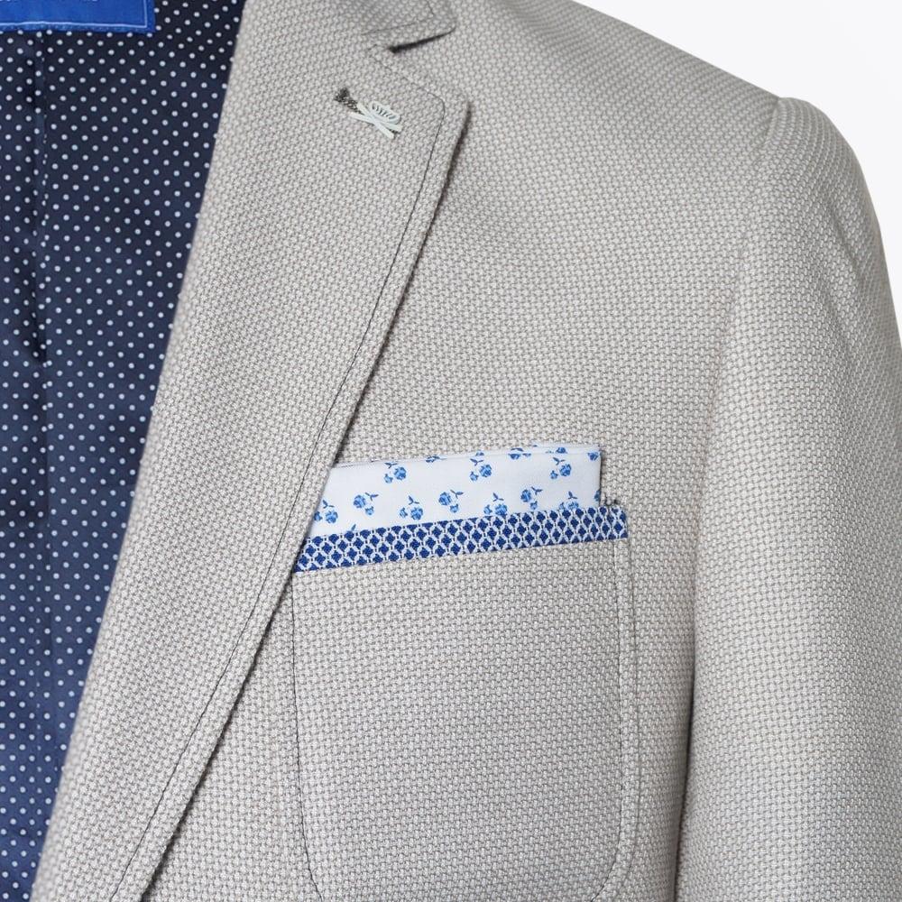 Patch Pocket | Beige Blazers | Designer Blazers | Jackett & Sons