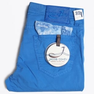 - PW625 Cotton Stretch Jeans - Blue