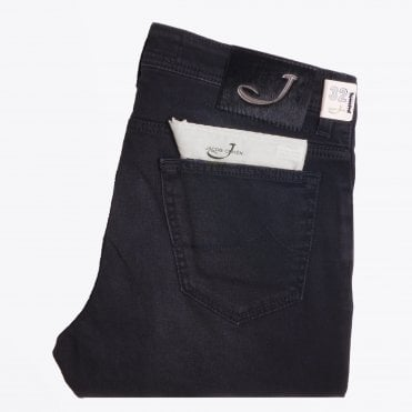 - PW688 Comfort Jeans - Charcoal
