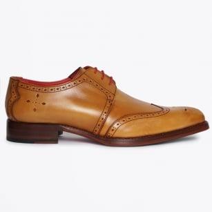 | Dexter Bay Shoes - Tan Burnish