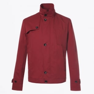- Bates Harrington Style Jacket - Cabernet