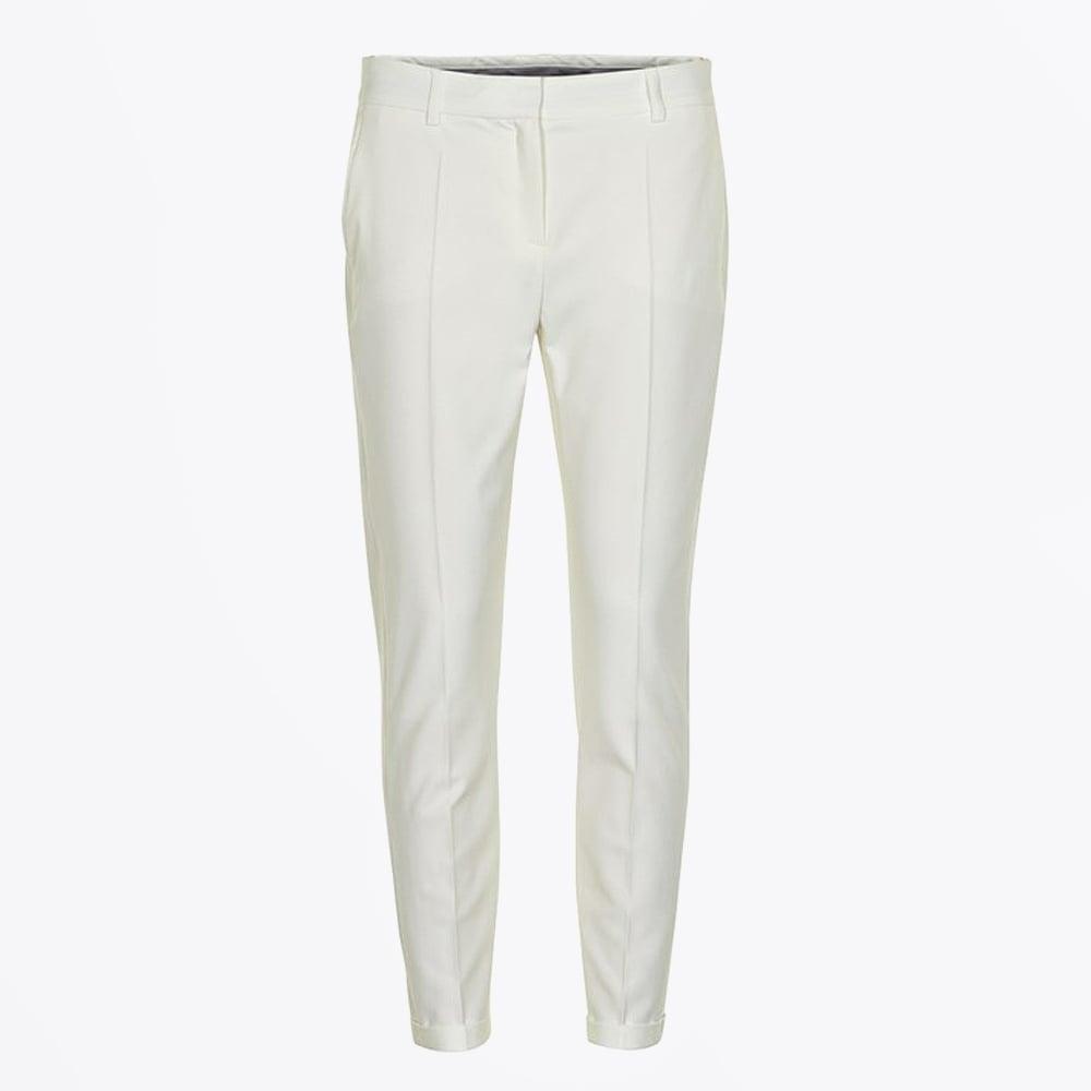 1994d281f96 Karen By Simonsen | Sydney Cigarette Pants - White | Mr & Mrs Stitch