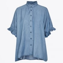 - Tactic Denim Blouse