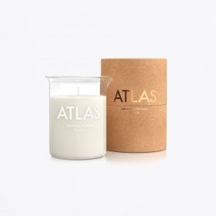 - Scented Candle - Atlas