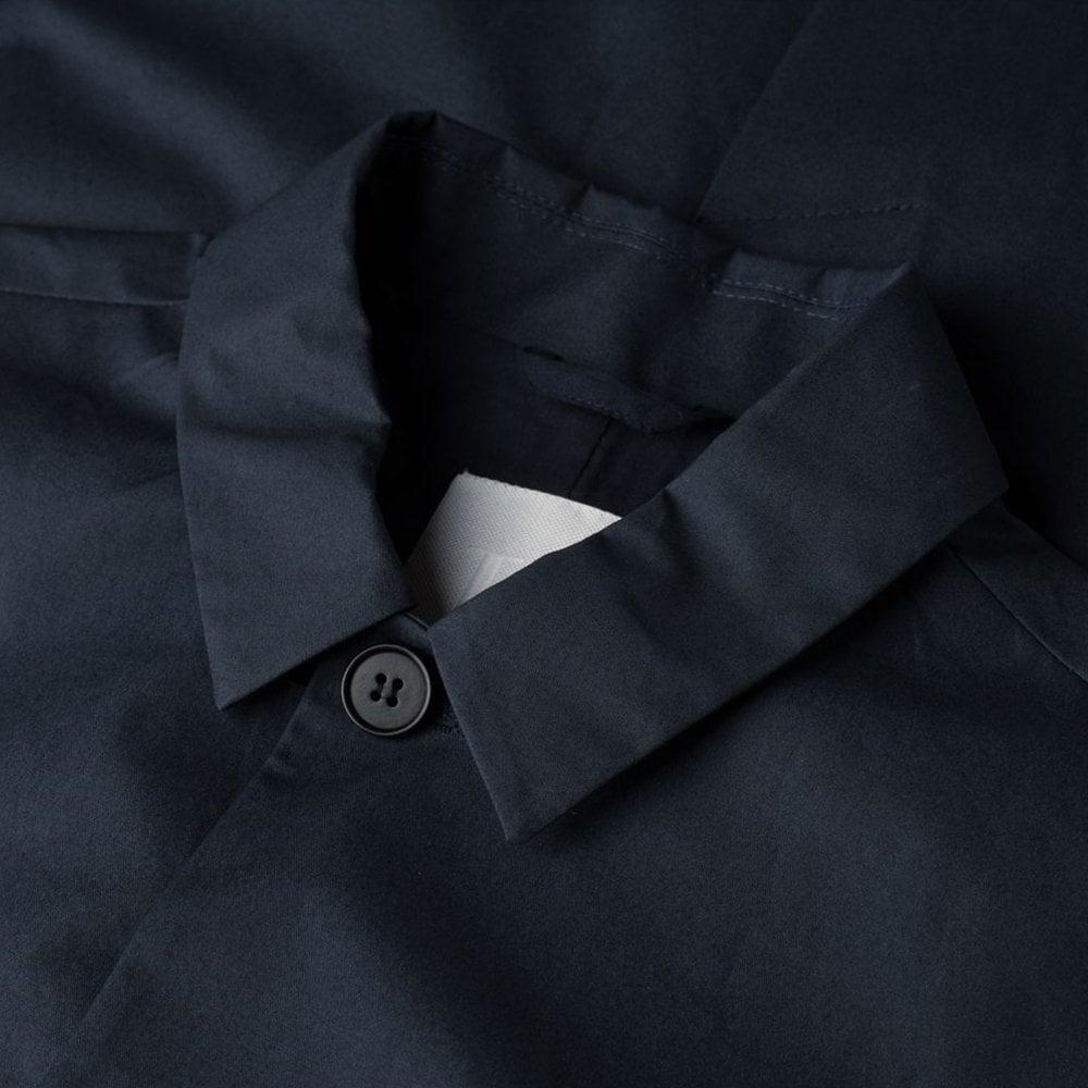 - Etique Mac Coat - Navy