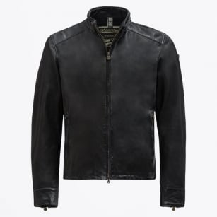 | Johnny Blouson - Nappa Leather - Black