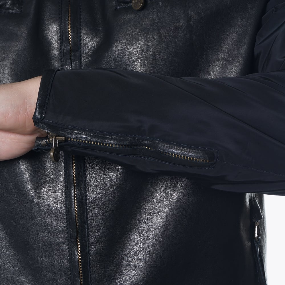 Remove mould from leather jacket