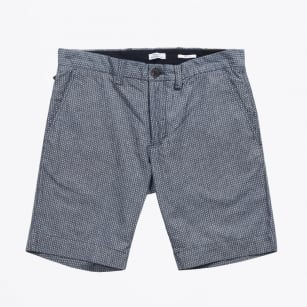 | Perry Chambrey Shorts - Dark Navy