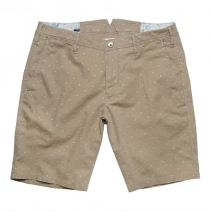 | B-PAVO Bermuda Shorts -  Mustard