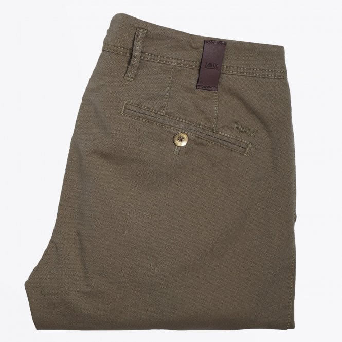 MMX - Lupus - Super Stretch Chinos - Green