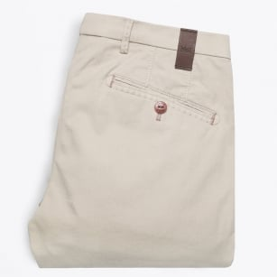 - Lynx Pin Stitch Trim Detail - Beige